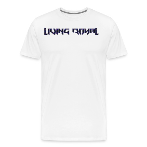 Living Royal - Men's T-Shirt - Men's Premium T-Shirt