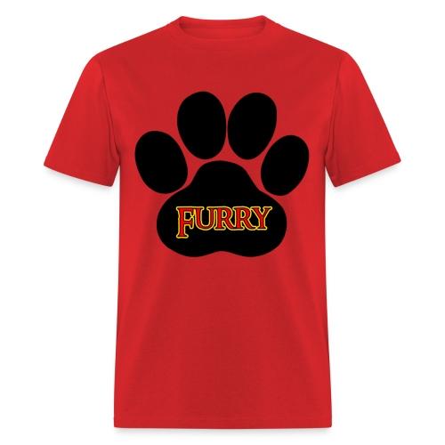 FURRY! - Men's T-Shirt