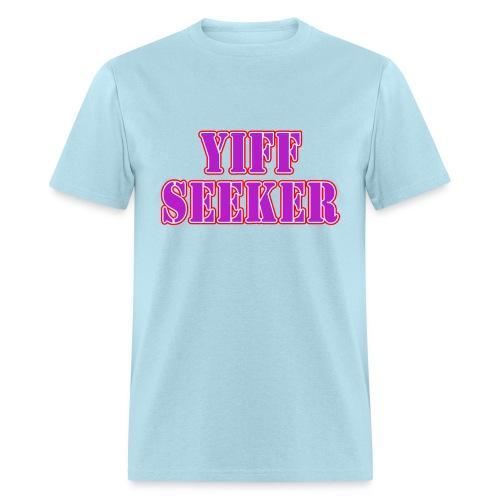 Yiff seeker - Men's T-Shirt