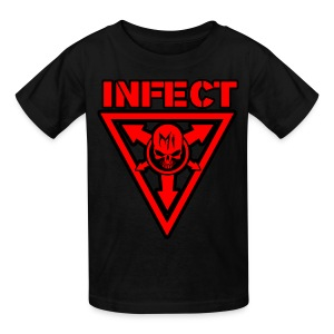 INFECT MUSIC TODDLE TEE - Kids' T-Shirt