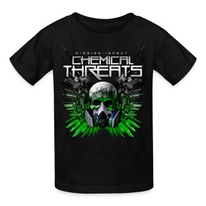 CHEMICAL THREATS TODDLER TEE - Kids' T-Shirt