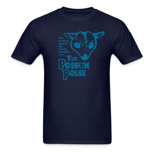 Possum Posse Midnighty - Men's T-Shirt