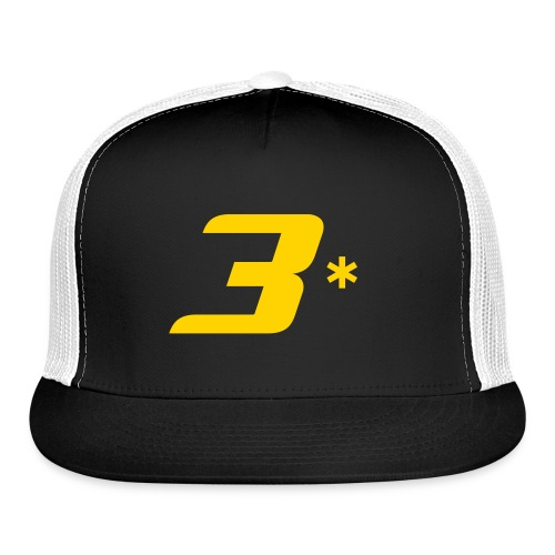 Team World Peace PIT the flying 3 - Trucker Cap