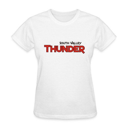 Thunder practice T with number - Women's T-Shirt