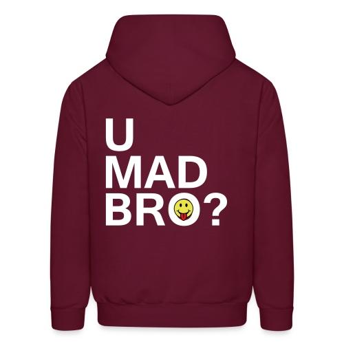 U Mad Bro ?? - Men's Hoodie