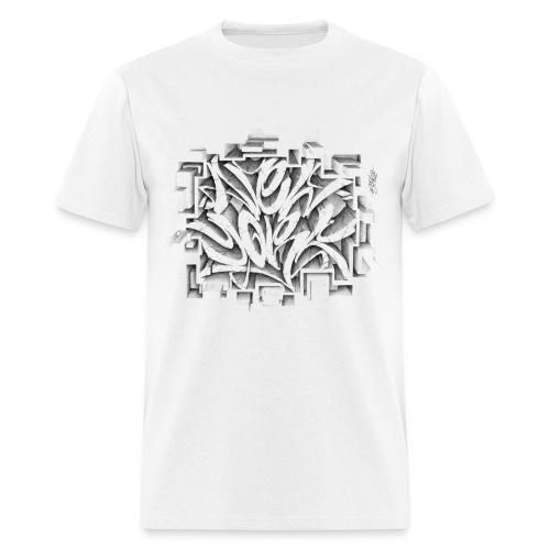Kostya - Design for New York Graffiti Logo - Men's T-Shirt