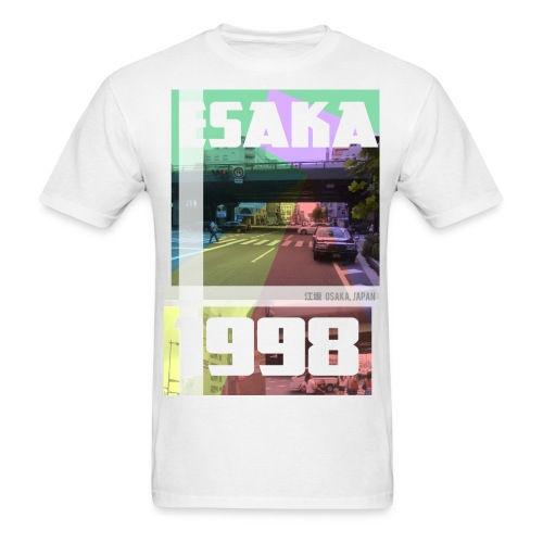 Esaka 2016 - Men's T-Shirt