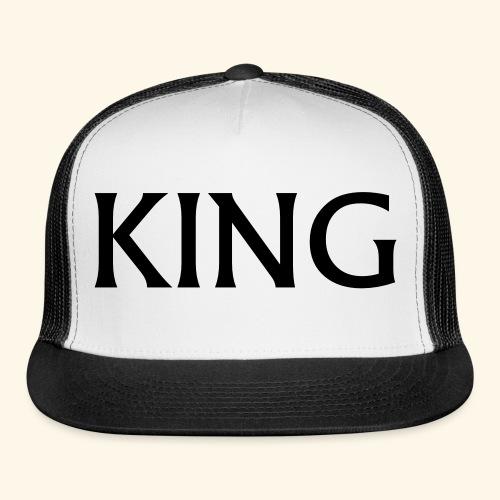 King Cap - Trucker Cap
