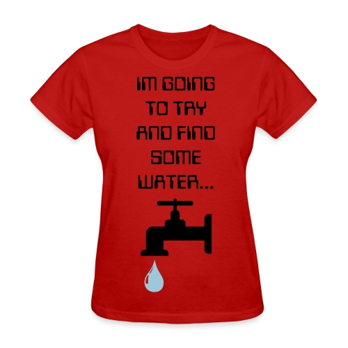 Water T-Shirt - Women - Women's T-Shirt