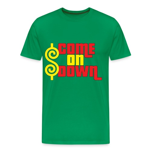 The price is right T-shirt  - Men's Premium T-Shirt