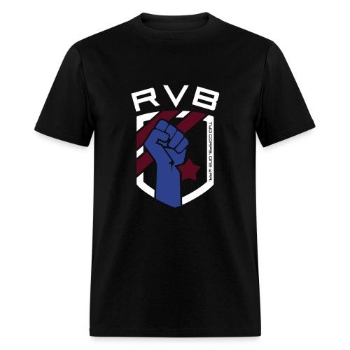 RVB - Chest - Men's T-Shirt