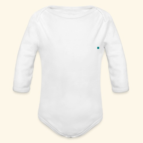 Follow Me  s - Organic Long Sleeve Baby Bodysuit