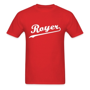 Royer: G.O.A.L. Hunter - Men's T-shirt - Men's T-Shirt