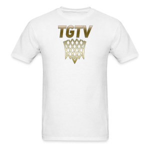 TGTV Gold T-Shirt - Men's T-Shirt