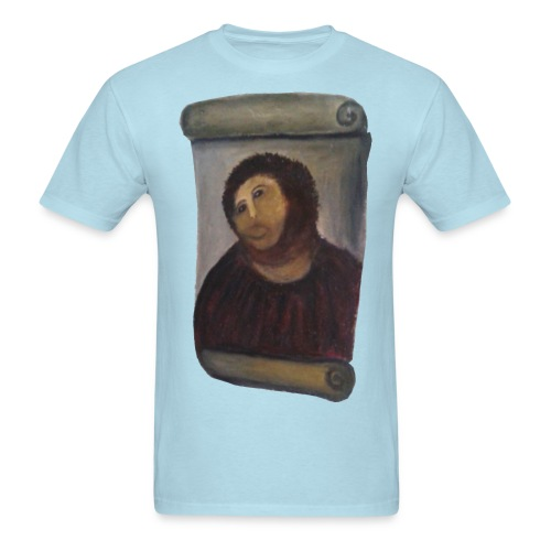 Potato Jesus Men's - Men's T-Shirt