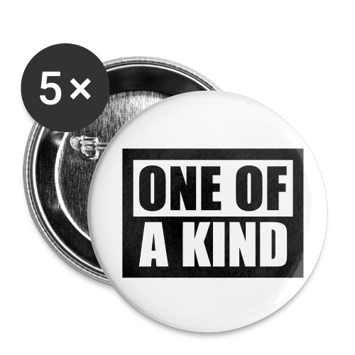 [BB] One of a Kind - Large Buttons