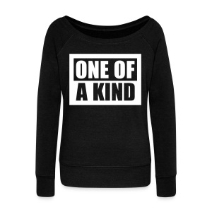 [BB] One of a Kind - Women's Wideneck Sweatshirt
