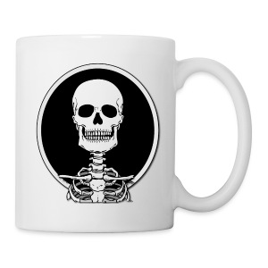 Skeleton mug-o-joe - Coffee/Tea Mug