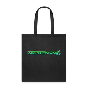 Minerskicks Tote Bag - Tote Bag