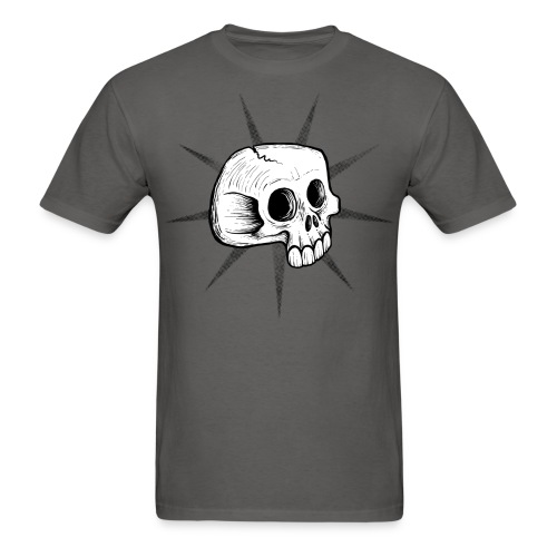 Punk Skull - Men's T-Shirt