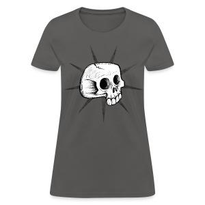 Punk Skull - Women's T-Shirt