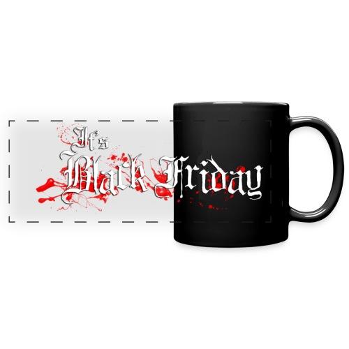 Black Friday Mug - Full Color Panoramic Mug