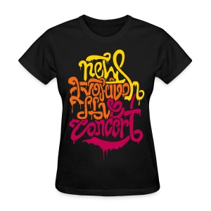 [2NE1] New Evolution Concert - Women's T-Shirt
