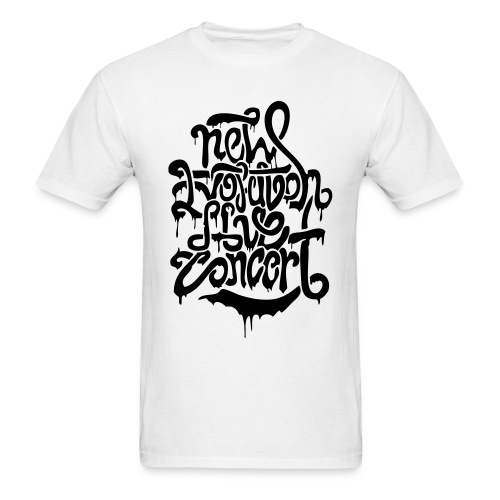 [2NE1] New Evolution Concert - Men's T-Shirt