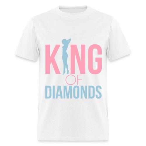 King of diamonds (south-Beach) - Men's T-Shirt