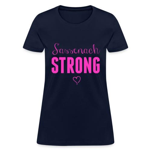 Sassenach Strong - Women's T-Shirt