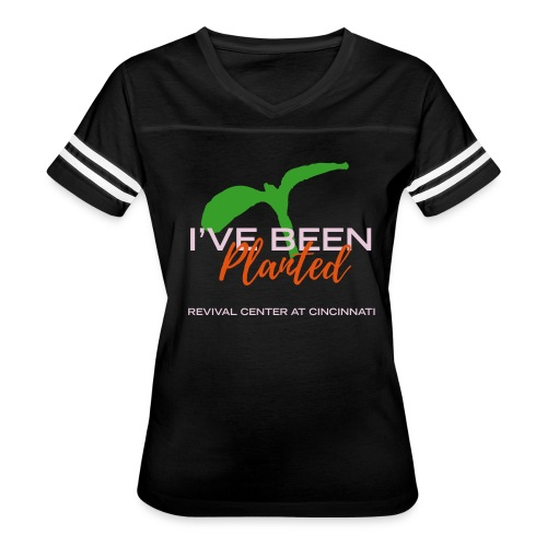 I've Been Planted Sports Tee (Womans) - Women's Vintage Sport T-Shirt