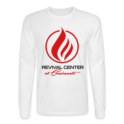 Revival Center Long Sleeve Shirt  - Men's Long Sleeve T-Shirt