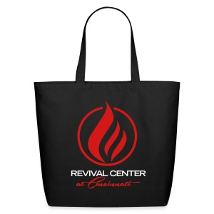Revival Center Shopping Bag - Eco-Friendly Cotton Tote