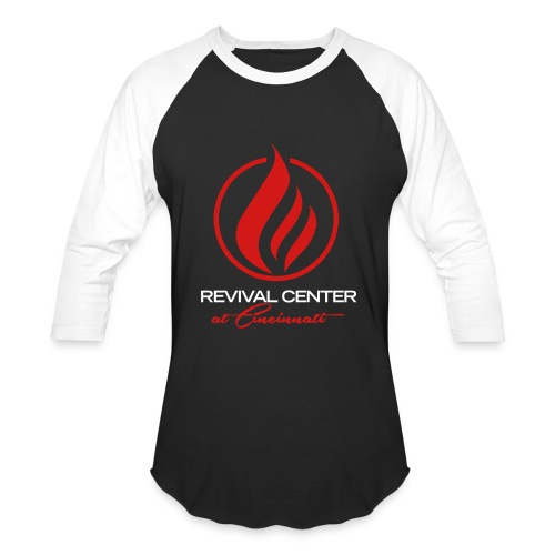 Revival Center Baseball Shirt - Baseball T-Shirt
