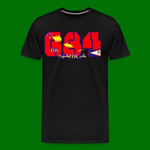 Men's Premium T-Shirt - SAMOA