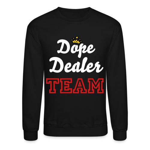 Dope Dealer Men's crewneck - Crewneck Sweatshirt