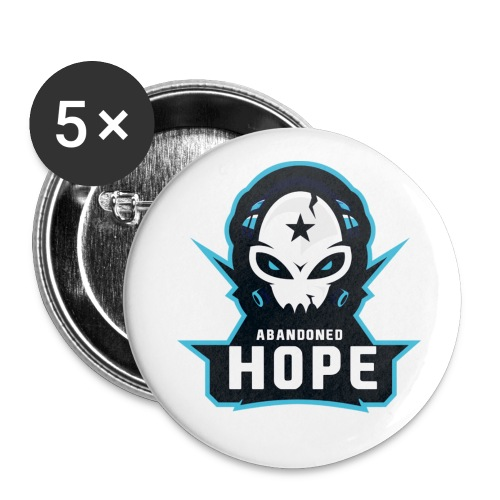 Abandoned Hope Small Button - Small Buttons