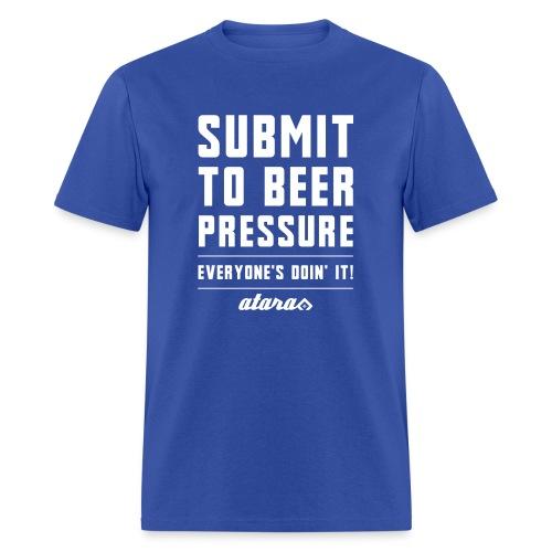 Beer Pressure - Men's T-Shirt
