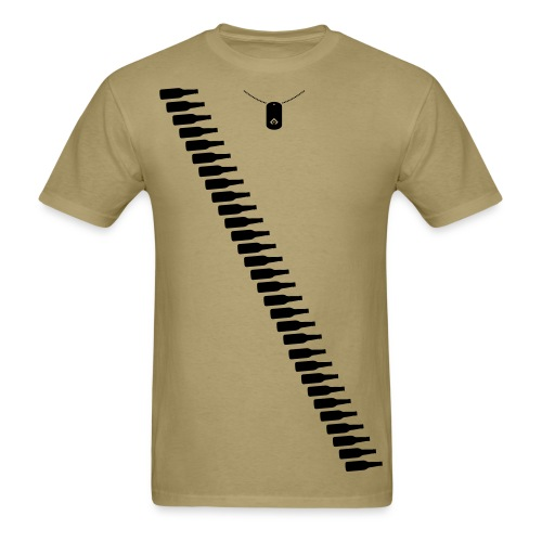 Battle Shirt - Men's T-Shirt