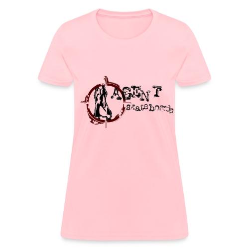 AGENT CROSS HAIR T-SHIRT WOMENS - Women's T-Shirt