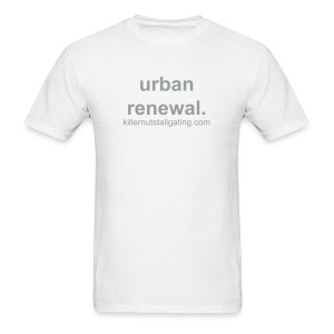urban renewal. - Men's T-Shirt