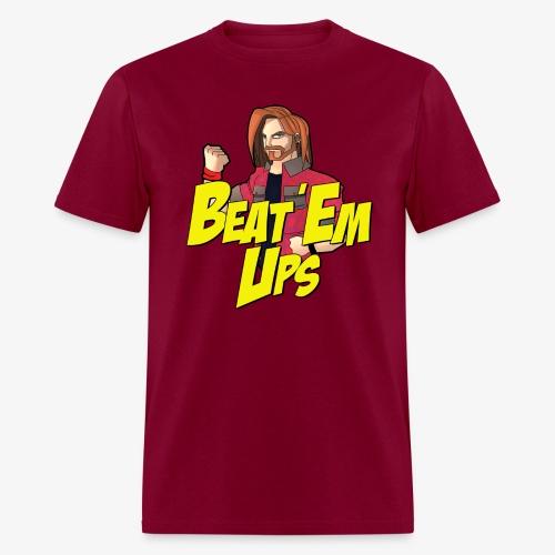 Men's BeatEmUps Red Zelda Tunic - Men's T-Shirt