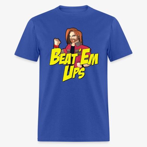 Men's BeatEmUps Blue Zelda Tunic - Men's T-Shirt