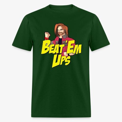Men's BeatEmUps Green Zelda Tunic - Men's T-Shirt