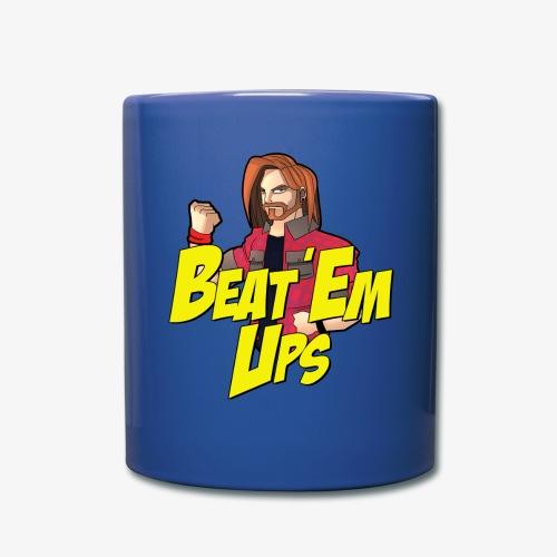 BeatEmUps Blue Tunic Mug - Full Color Mug