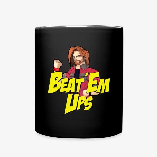 BeatEmUps Black Mug - Full Color Mug
