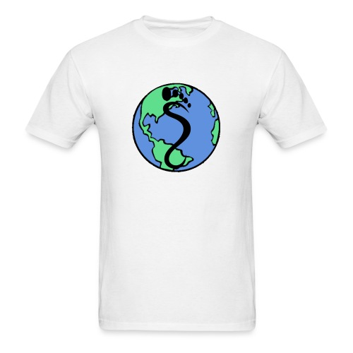 Footprint - Men's T-Shirt