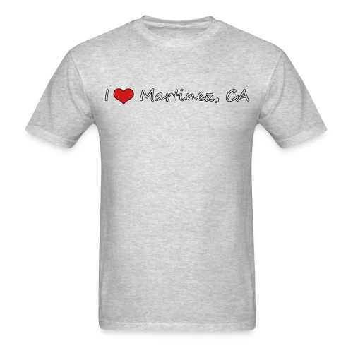The I heart Martinez MTZ STONEY BOY LIGHT TEE - Men's T-Shirt