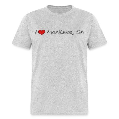 The I heart Martinez MTZ STONEY BOY LIGHT TEE - Men's T-Shirt