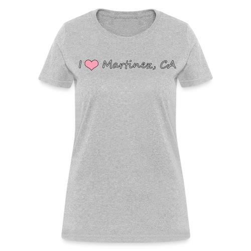 The I heart Martinez MTZ STONEY BOY LADIES TEE - Women's T-Shirt